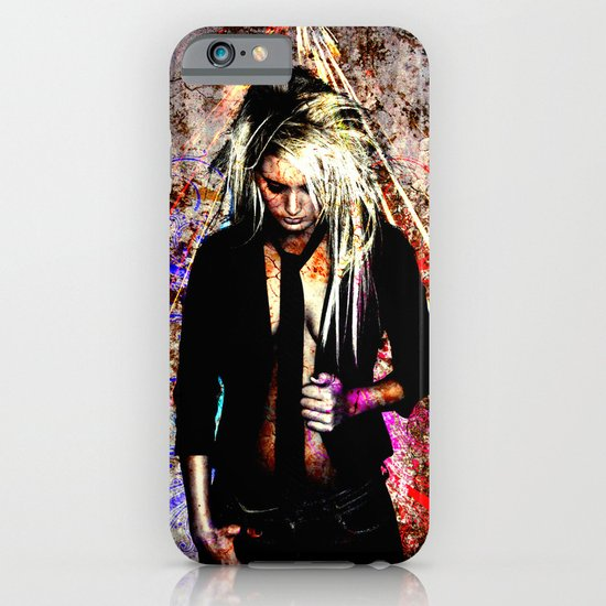 Aura of a Magic Creation iPhone & iPod Case