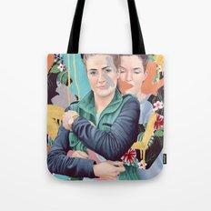 SaMon Tote Bag