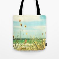Somewhere Seaside Tote Bag