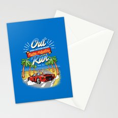 Racing Adventure Stationery Cards