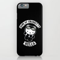 Sons of Anarkitty iPhone 6 Slim Case