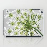 Queen Anne's Lace iPad Case