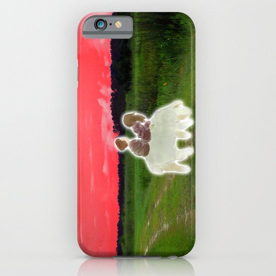 """Shrines"" by Virginia McCarthy  Cap Blackard iPhone & iPod Case"