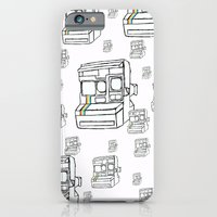 iPhone & iPod Case featuring Polaroid 2.0 by GetNaked