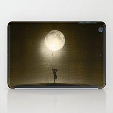 Moon Play iPad Case
