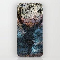 Deer in the woods iPhone & iPod Skin
