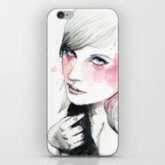 Ania iPhone & iPod Skin