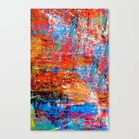 Loaded Canvas Print