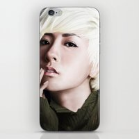 Chanmi iPhone & iPod Skin