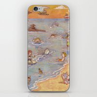 Children of summer iPhone & iPod Skin