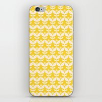 Happy Retro 4 iPhone & iPod Skin