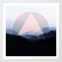 Woods 5X Art Print