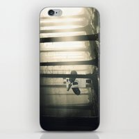 White Goods Gone Bad iPhone & iPod Skin