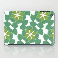 Spring Floral Pattern 1 iPad Case