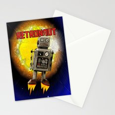 :: RETRONAUT Stationery Cards