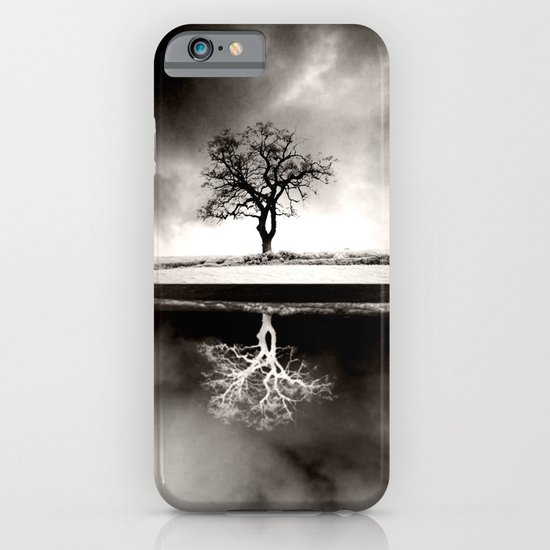 TREE REFLECTION iPhone & iPod Case