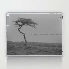 postcard from nowhere... Laptop & iPad Skin