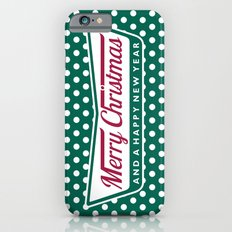 Have A Merry Krispy Christmas iPhone 6s Slim Case