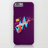Pixel Blaster iPhone 6 Slim Case