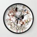 Theseus Wall Clock