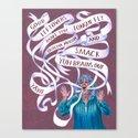 Paula Deen Canvas Print