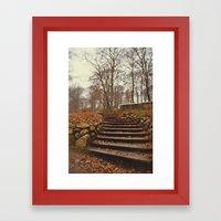 Silkeborg Framed Art Print