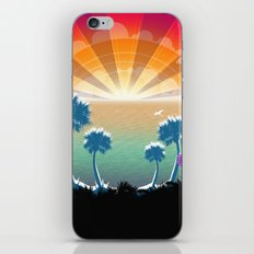 Golden Silver and Sunshine iPhone & iPod Skin