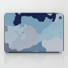 Indigo Blues iPad Case