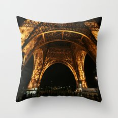 From Underneath Throw Pillow