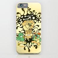 Clockwork Parasite iPhone 6 Slim Case