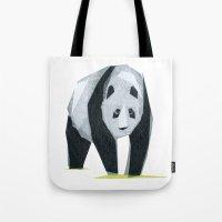 Felice Panda Tote Bag