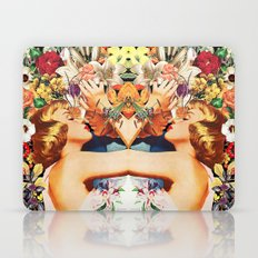 Floral Bed Laptop & iPad Skin