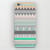 CHEVRON MOTIF iPhone & iPod Skin