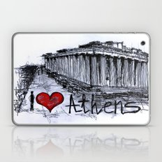 I love Athens Laptop & iPad Skin