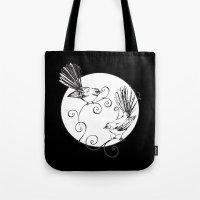Fantails #2 Tote Bag