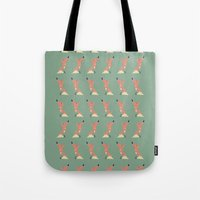 Freddie The Fox - Patter… Tote Bag