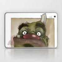 Ogre George Laptop & iPad Skin