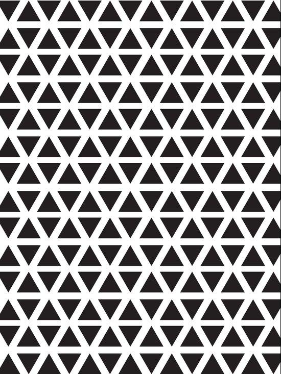 Dreieck Art Print