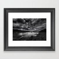 Surprise View Framed Art Print