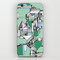 Tea Sandwich City iPhone & iPod Skin