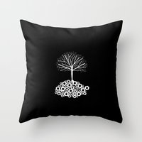 Industree Throw Pillow