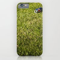 iPhone & iPod Case featuring green by Alexandre M. Ferreira