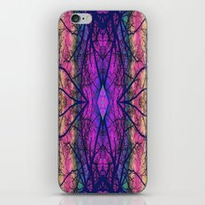 Branches, Veins, Rivers iPhone & iPod Skin