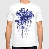 Babys Breath 1 Mens Fitted Tee White SMALL