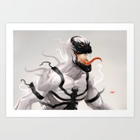 Antivenom 2 Art Print