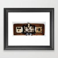 Insect Mortem Framed Art Print