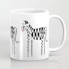 Long legs Zebra Mug