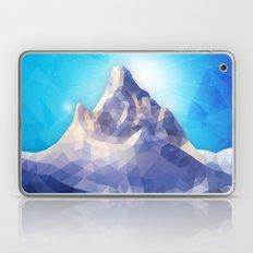 Space Mountain II Laptop & iPad Skin