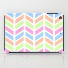 SPRING CHEVRON 3 iPad Case
