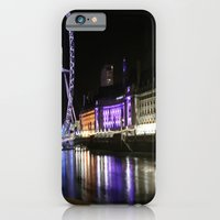 iPhone & iPod Case featuring Night Ride by Kim Ramage